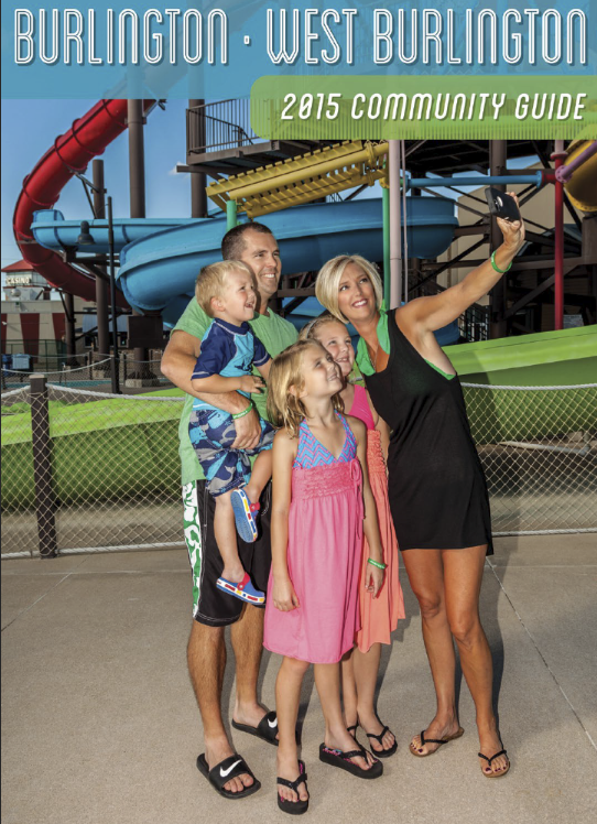 2015 Burlington Community Guide