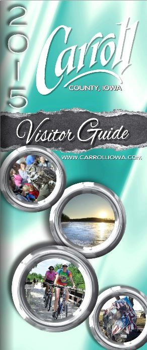 Carroll Visitors Guide, Iowa
