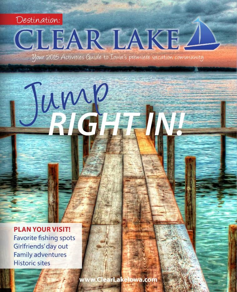 Clear Lake Visitors Guide: Digital Edition