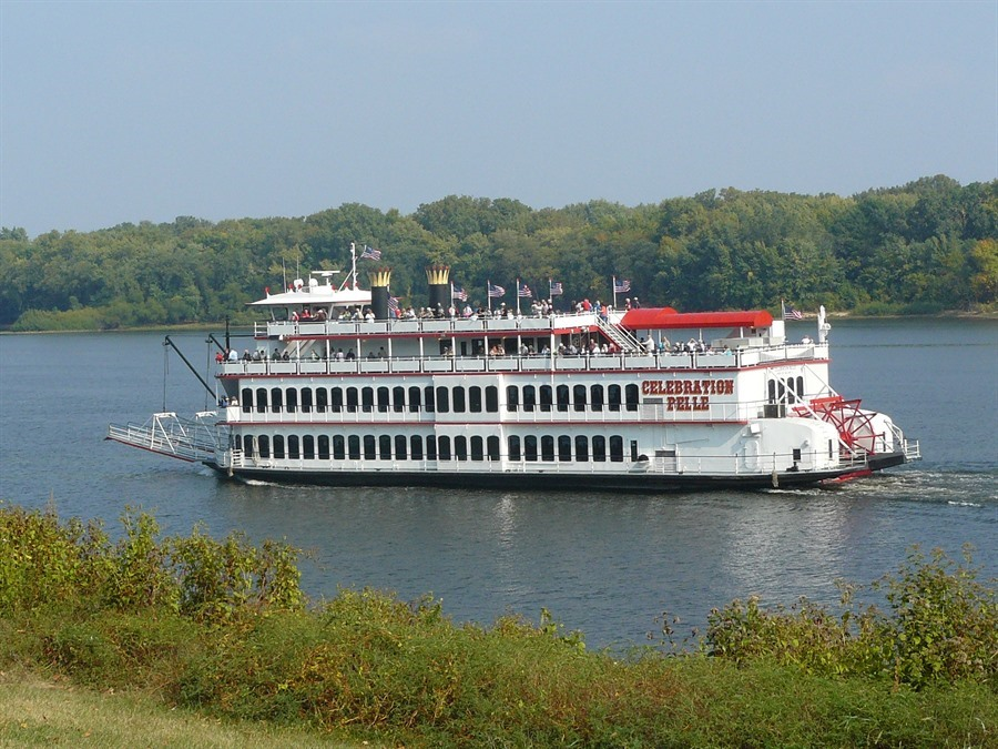 Celebration River Cruises, Iowa