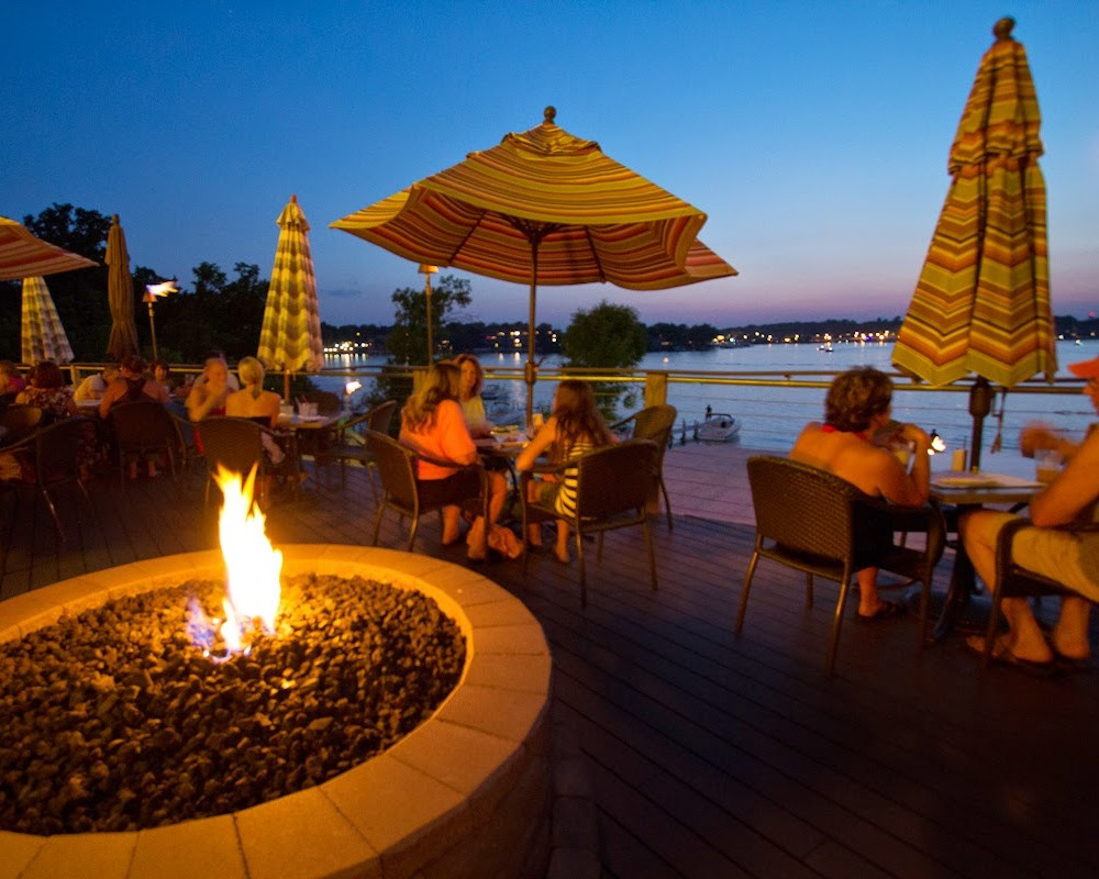 10 Restaurants With A View