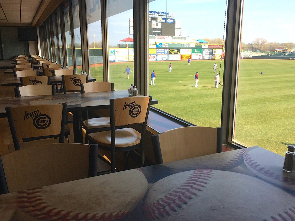 Restaurants With A View Cub Club In Des Moines Iowa