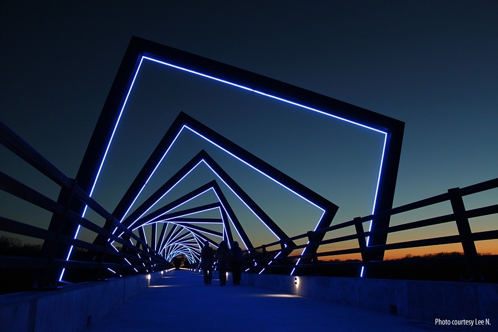 Rideworthy Routes: High Trestle Trail, Central Iowa