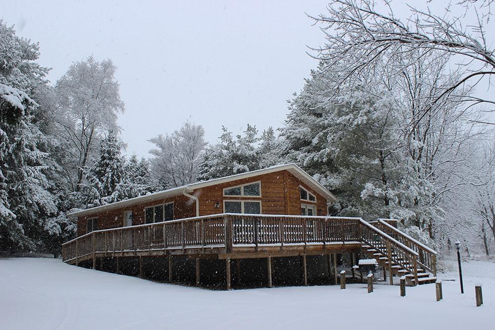 Willow Lake Recreation Area Cabin Woodbine Iowa