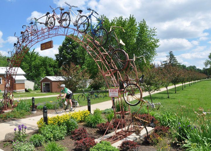 Rideworthy Routes: Sauk Rail Trail, West Central Iowa
