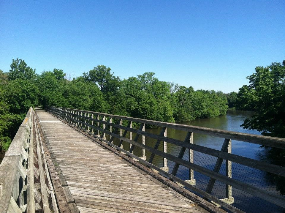 Rideworthy Routes: Three Rivers Trail, North Central Iowa