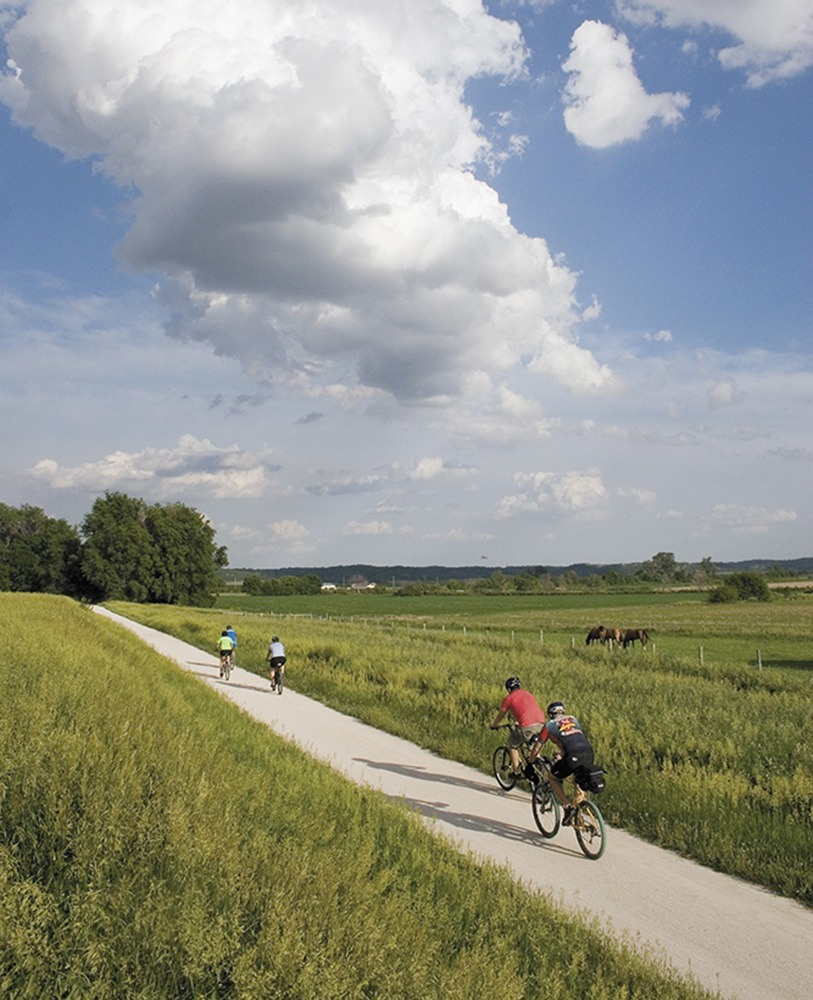Rideworthy Routes: Wabash Trace Nature Trail, Southwest Iowa
