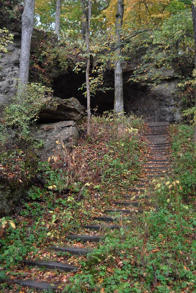Anamosa State Park State Park Anamosa Iowa