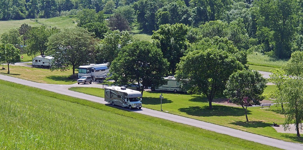 Your Guide To Iowa Rv Camping