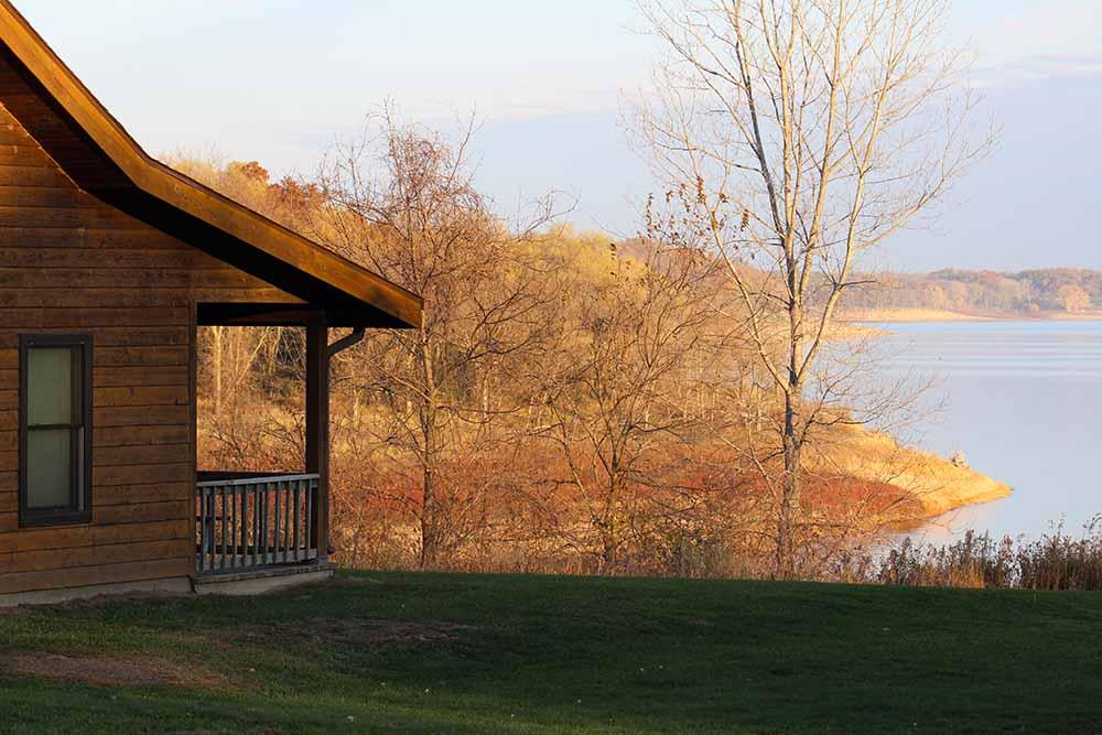 Cordova Park Cabin, Otley, Iowa
