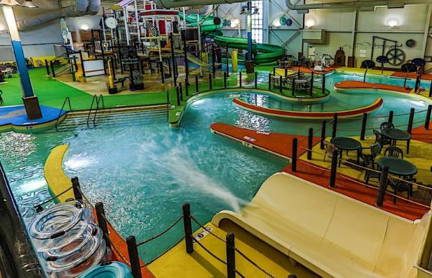 Indoor Waterparks In Iowa