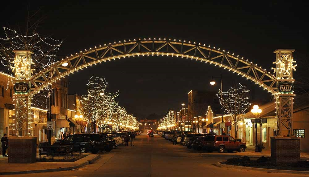 12 Iowa Downtowns with Great Shopping: Valley Junction, West Des Moines - 12 Great Towns For Holiday Shopping