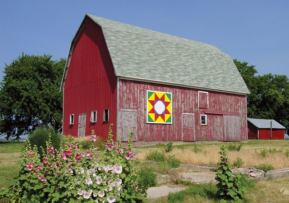 Block Party: Barn Quilts