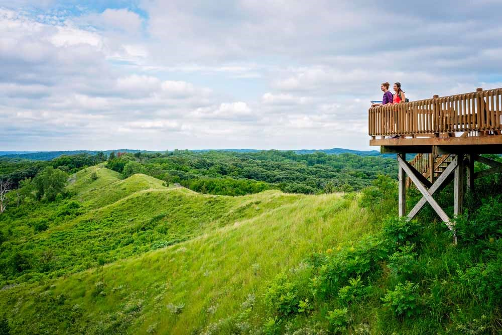 17 Things to Do in 2017: Experience the Loess Hills