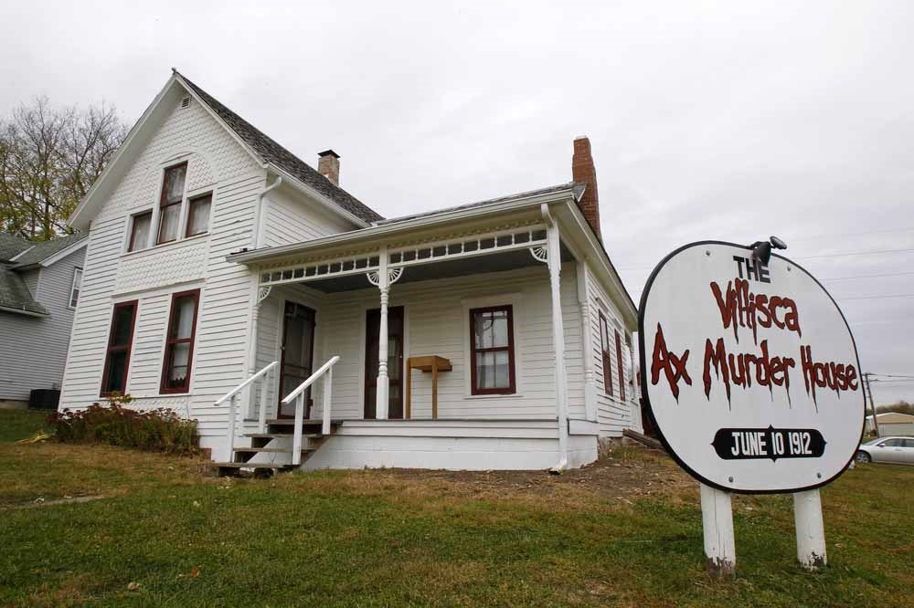 13 Of Iowa S Most Haunted