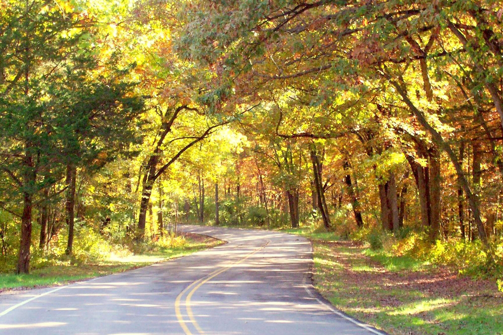 historic hills scenic byway iowa tourism map travel guide things