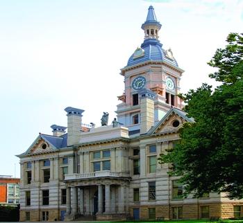 Marshalltown Iowa