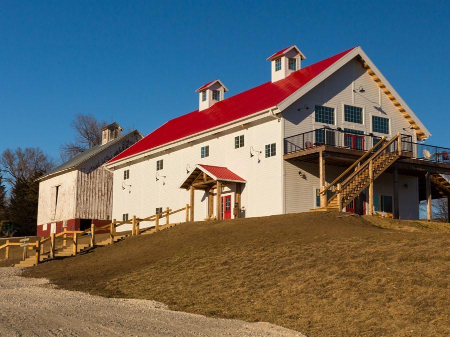 Bodega Victoriana Winery Glenwood Iowa