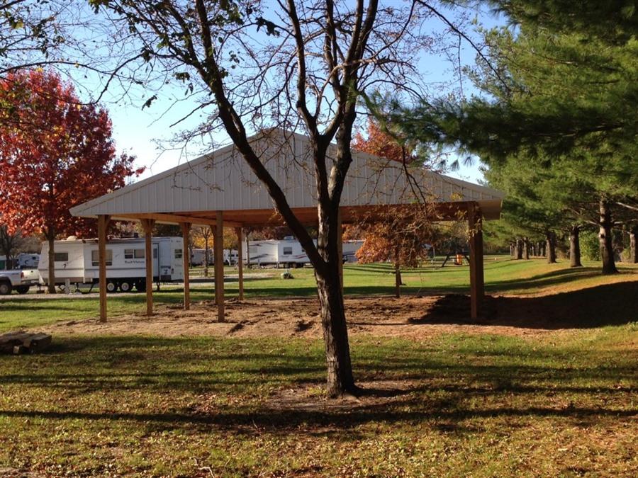 Dallas County Fair Campgrounds Adel Iowa