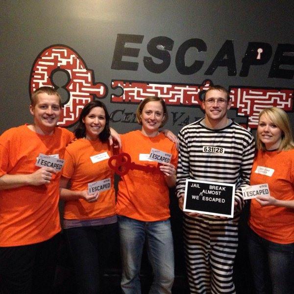 Escape Cedar Valley >> Escape Cedar Valley Cedar Falls Iowa Travel Iowa