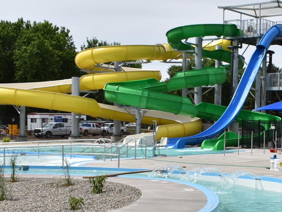Siouxnami Waterpark Sioux Center