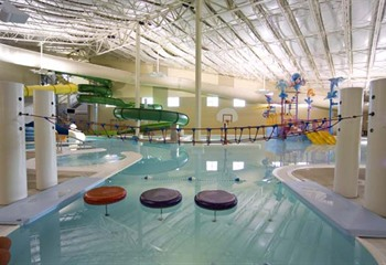 King's Pointe Waterpark Resort Storm Lake IA Indoor Park