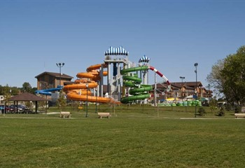 King's Pointe Waterpark Resort Storm Lake IA Outdoor Park