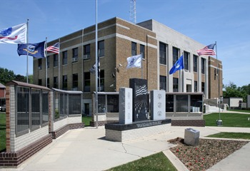 Audubon County Courthouse