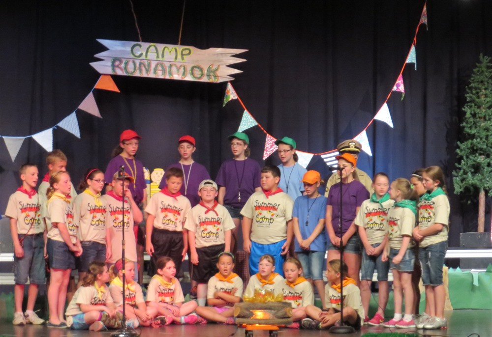 Childrens Musical Theater 2014