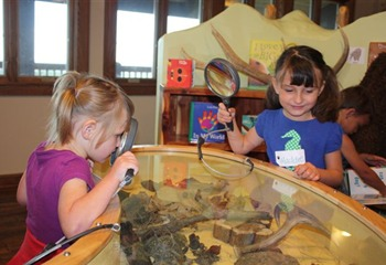 Interactive Interpretive Center