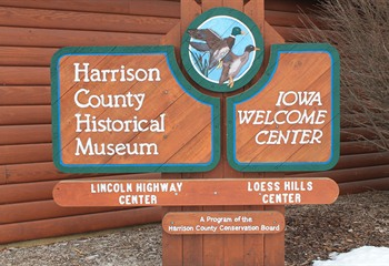 Harrison County Welcome Center