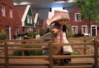 Miniature Holland Village