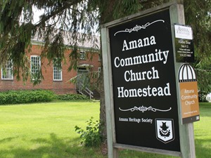 Amana Community Church Museum