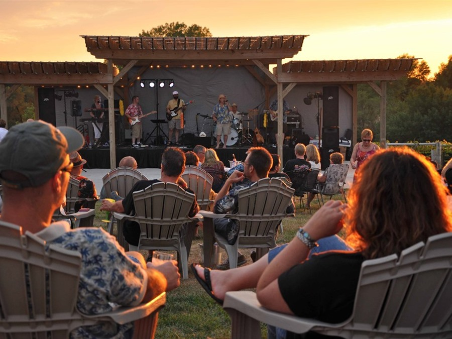 Fireside Winery Live Music