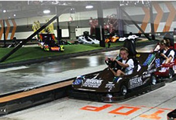 Zoom Indoor Go-Kart Track