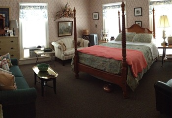 A room at Thornton House