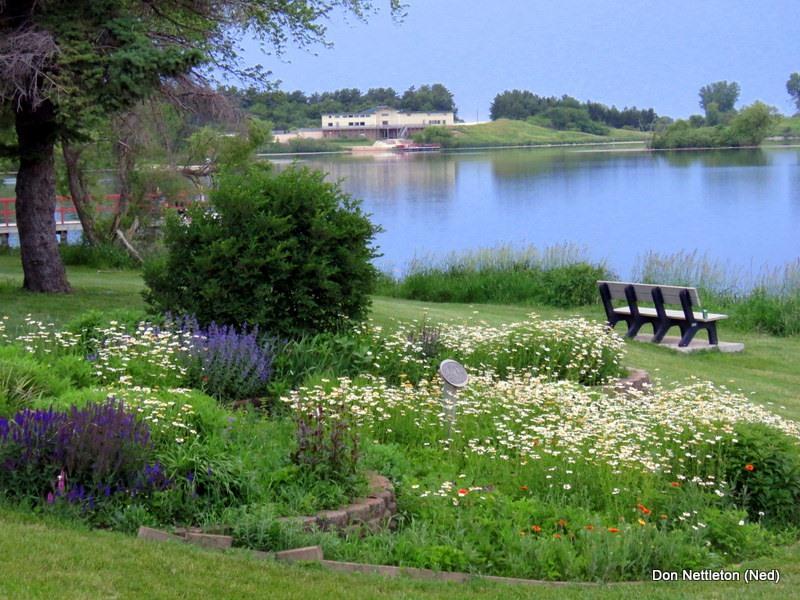 Smith Lake County Park Algona Iowa Travel Iowa