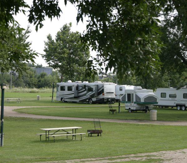 Leach Park Campground Spencer Iowa Travel Iowa Thisisiowa