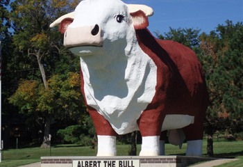 Albert the Bull Campground