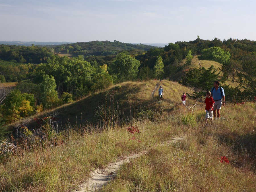 Loess Hills Travel Guide