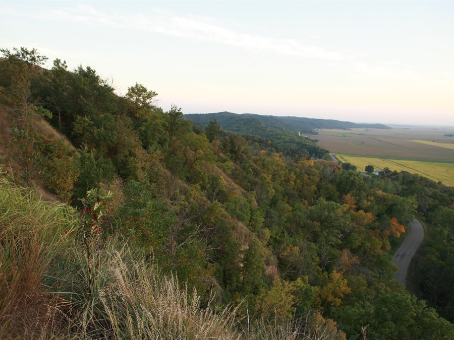 Loess Hills Scenery