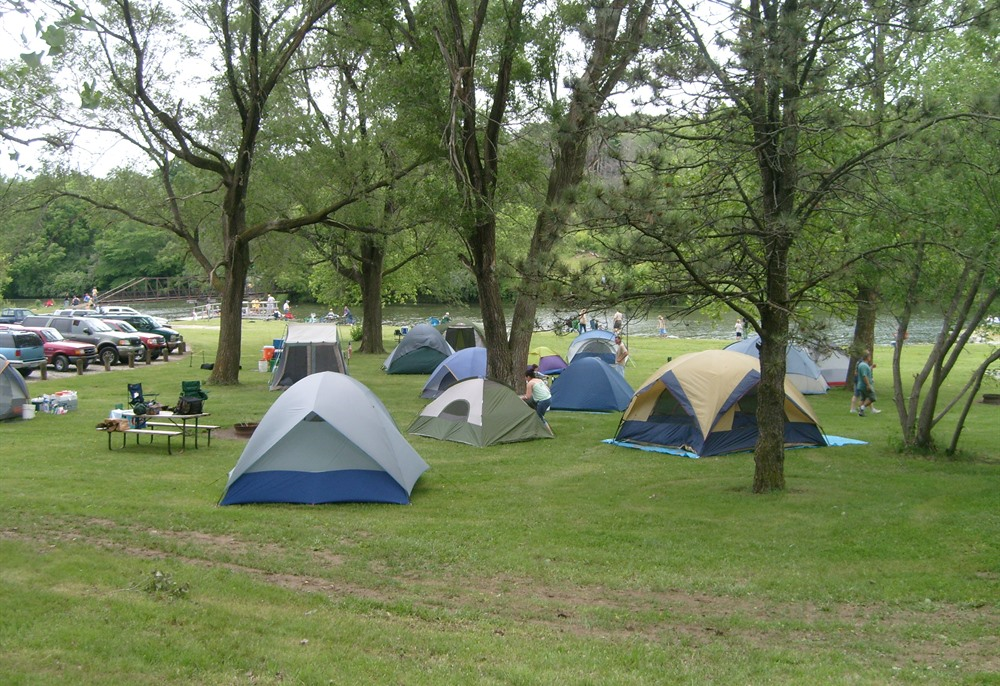Tent & RV Camping
