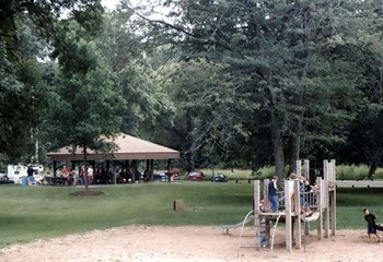 Chicken Creek Shelter & Playground
