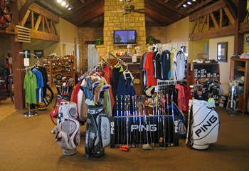 Willow Creek Golf Course Pro Shop
