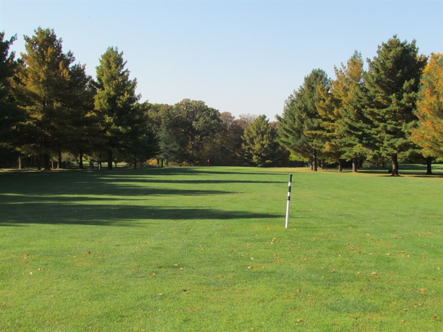 Cedar Ridge Golf Course Charles City Iowa