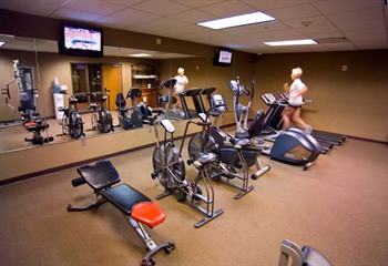 King's Pointe Waterpark Resort Storm Lake IA Fitness Center