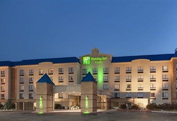 Holiday Inn Hotel & Suites at Ameristar Council Bluffs IA Exterior