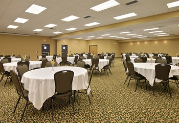 Supertel Inn & Conference Center Creston IA Banquet Hall