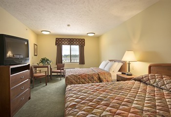 Supertel Inn & Conference Center Creston IA Double Room