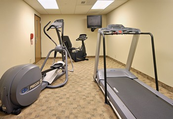 Supertel Inn & Conference Center Creston IA Fitness Room